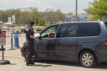 Parking Enforcement Officer